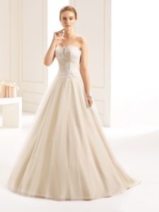Robe Isabelle 1 - Bianco Evento