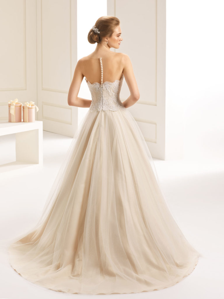 Robe Isabelle 3 - Bianco Evento