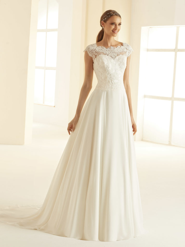 Robe Michelle 1 - Bianco Evento