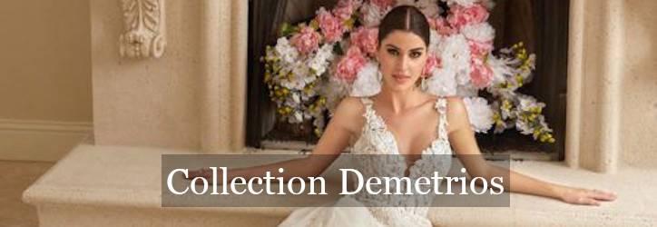 Collection robe de mariée Demetrios