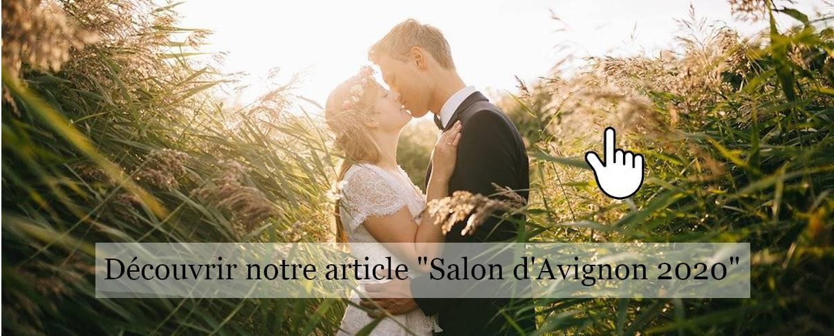 Salon du mariage avignon article